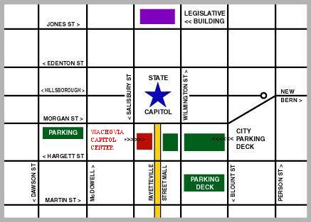 Map to Board Meeting Location